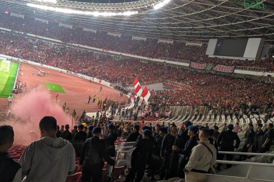 Sanksi FIFA untuk Indonesia