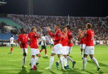 Inggris Bulgaria
