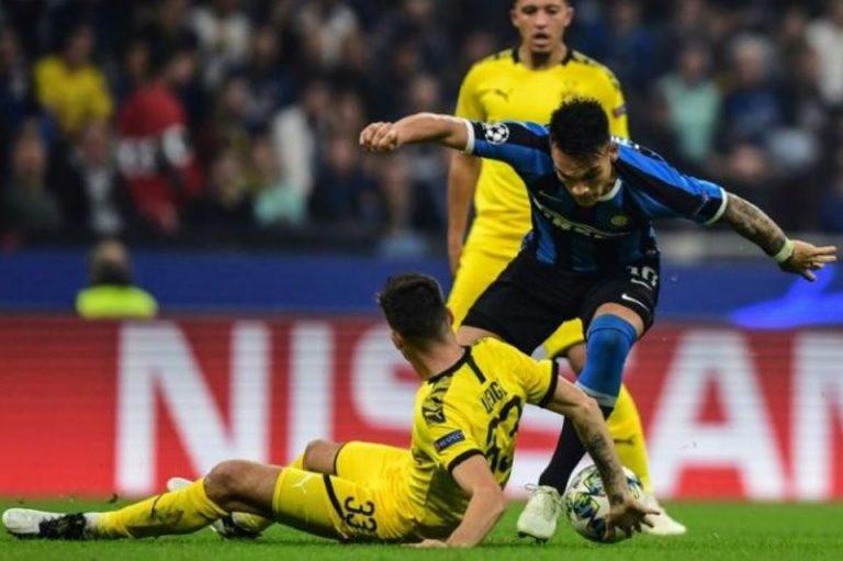 Tumbangkan Dortmund, Inter Raih Kemenangan Perdana