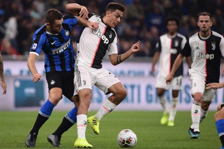 Kalah Kelas dari Juve, Inter Tetap Targetkan Juara