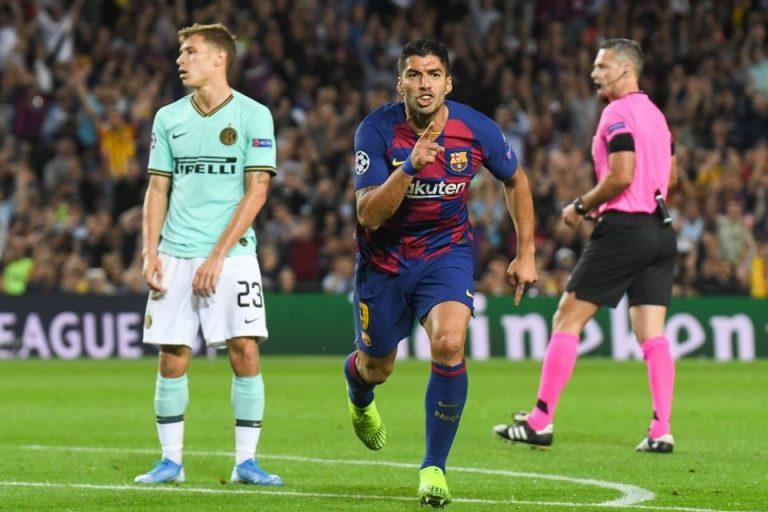 Catatkan Comeback, Barcelona Beri Kekalahan Perdana Bagi Inter