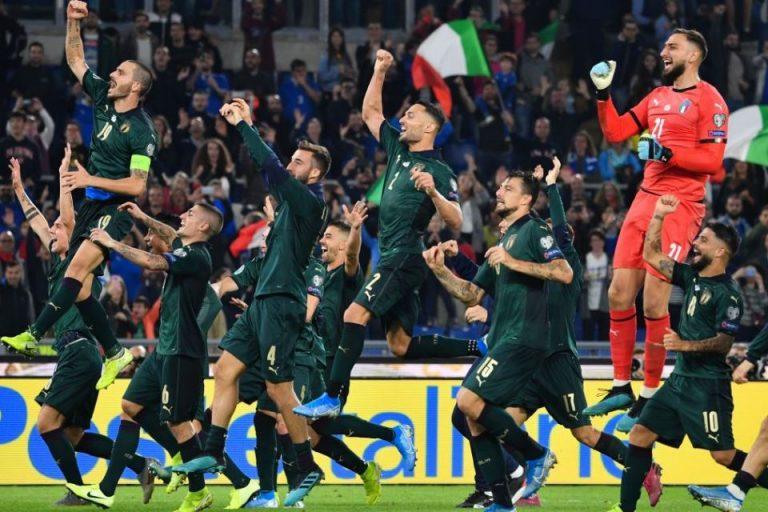 Italia Diprediksi Bakal Juara EURO 2020, Benarkah?