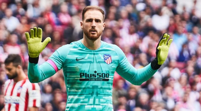 Jan Oblak Atletico