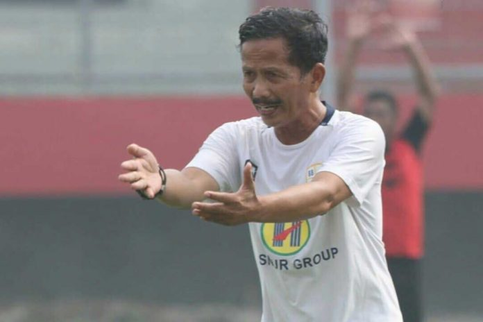 Jelang Lawan Borneo FC, Djanur Targetkan Tiga Poin pada Pemainnya
