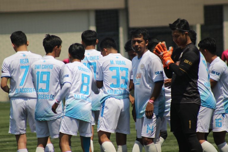 KAI Access FC Pesta Gol ke Gawang BDG Genetic