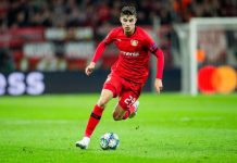 Duo LaLiga Incar Kai Havertz