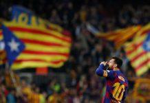 Kalahkan Ronaldo, Messi Jadi Pencetak Gol Terbanyak Di Level Klub