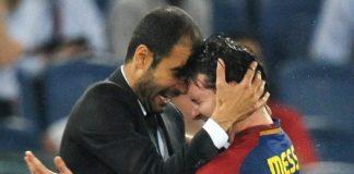 Kesan Pertama Guardiola Ketemu Messi Dia Kecil, Saya Ragu