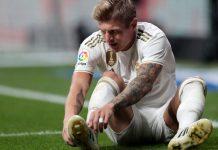 Lagi, Bintang Madrid Dibekap Cedera!