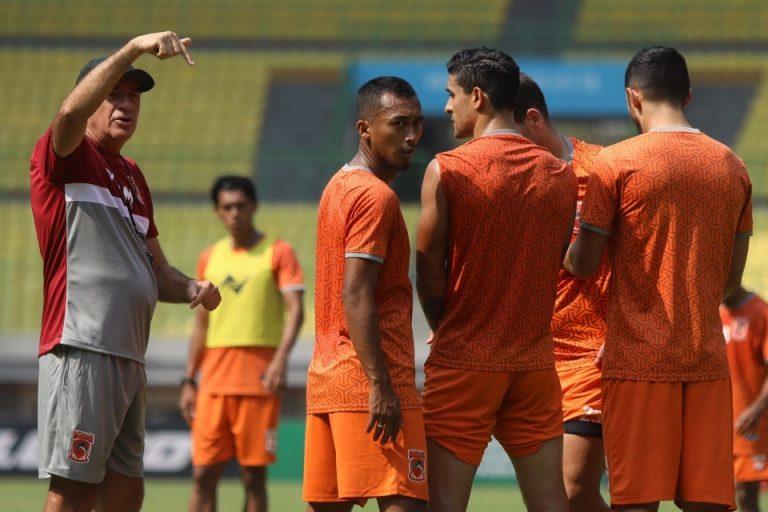 Laga Kembali Ditunda, Borneo FC Liburkan Pemain