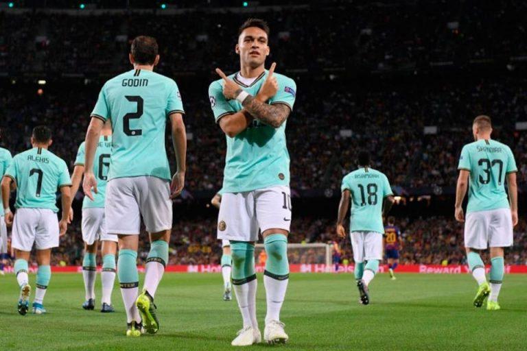 Lautaro Martinez Incaran Utama Barcelona