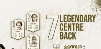 7 Centre Back Legendaris yang Siap Memperkokoh Tim di FIFA 20 FUT!