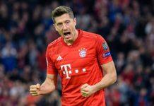 CEO Bayern Sebut Lewandowski Serupa Mesin Gol Tottenham