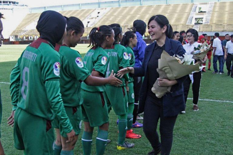 Akhirnya, Indonesia Punya Liga Putri Profesional