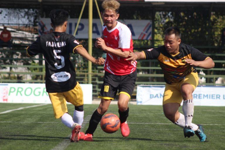Bringka FC Menang Telak Atas Tsev Neeg di Liga 2