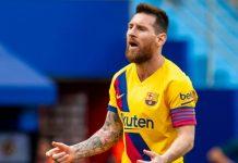 Lionel Messi, Pemain yang Hobi Cetak Rekor Baru