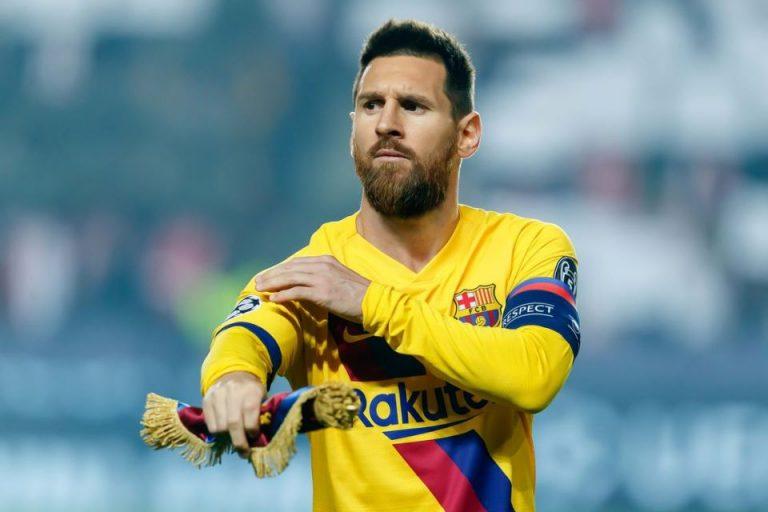 Tanpa Messi, Barcelona Bisa Apa?