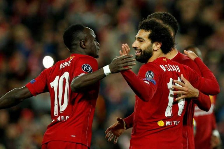 Liverpool Menang Tipis Dalam Drama 7 Gol