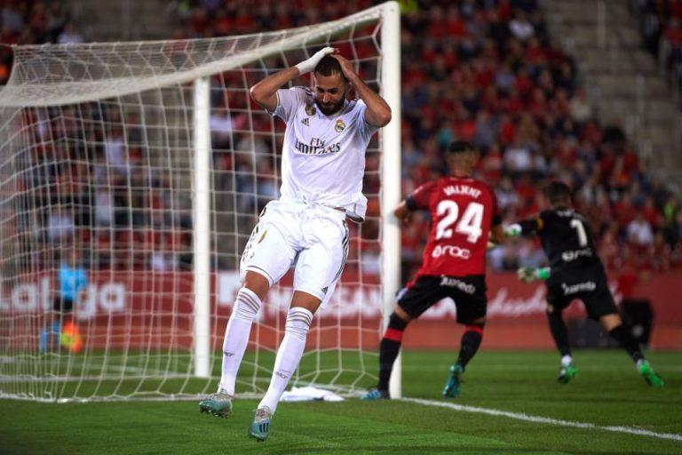 Pertama Musim Ini, Real Madrid Dipermalukan Mallorca