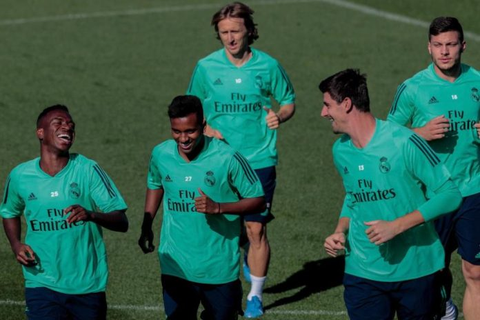 Kontra Club Brugge, Madrid Bakal Gunakan Taktik ala Mourinho
