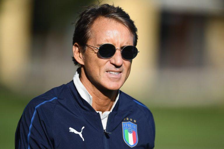 Mancini: Tak Ada yang Mau Melatih Timnas Italia!