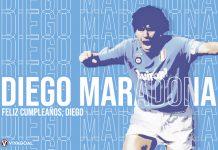 "Gradasi Hitam Putih ""Si Tangan Tuhan"" Diego Maradona"