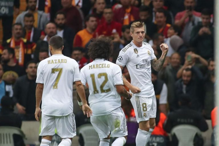 Menang Tipis Kontra Galatasaray, Begini Kata Marcelo