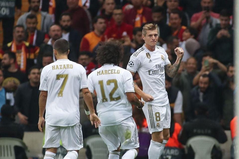Marcelo Bersukur Real Madrid Menang