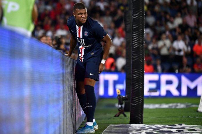 Masih Cedera, Timnas Prancis Pulangkan Mbappe ke PSG