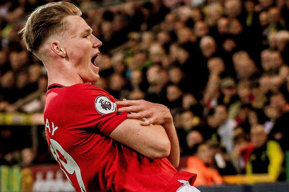 Wonderkid Man United, Scott McTominay mengaku senang bisa menjadi bagian dari sejarah klub pasca menjadi pencetak gol ke-2.000 United