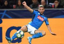 Lewati Rekor Gol Maradona, Mertens Tatap Top Skorer Napoli