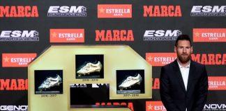 Lagi, Messi Catatkan Rekor Penghargaan Individu