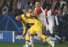 Messi On Fire, Barcelona Pun Melaju Kencang
