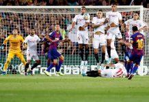 Rekor Messi Lewat Gol Perdana Musim Ini