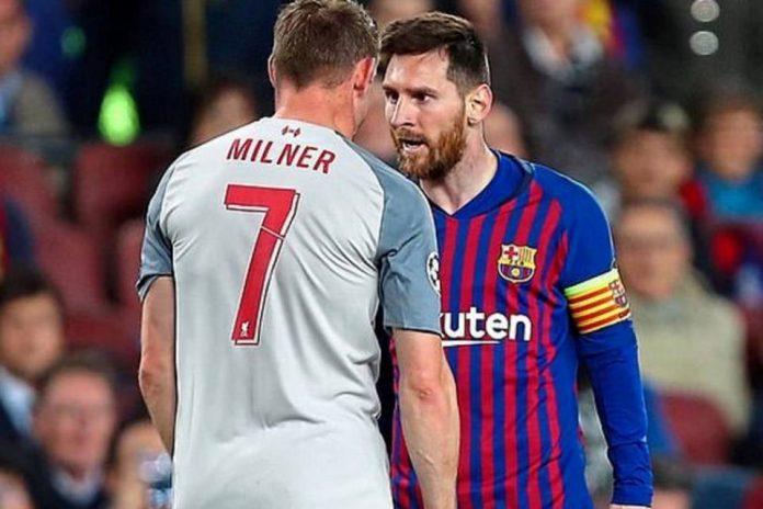 Milner: Skill Messi Bisa Membuat Anda Terlihat Bodoh