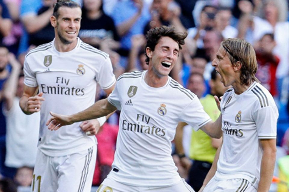 Duo Madrid Absen Dalam Laga Kontra Galatasaray