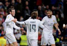 Modric Bujuk Bale Agar Tak Meninggalkan Madrid Dalam Waktu Dekat