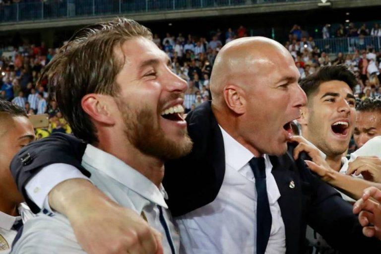 Mourinho Diisukan Balikan, Sergio Ramos: Zidane Masih Terbaik