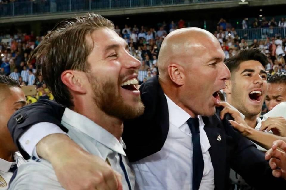 Mourinho Diisukan Balikan, Sergio Ramos Zidane Masih Terbaik