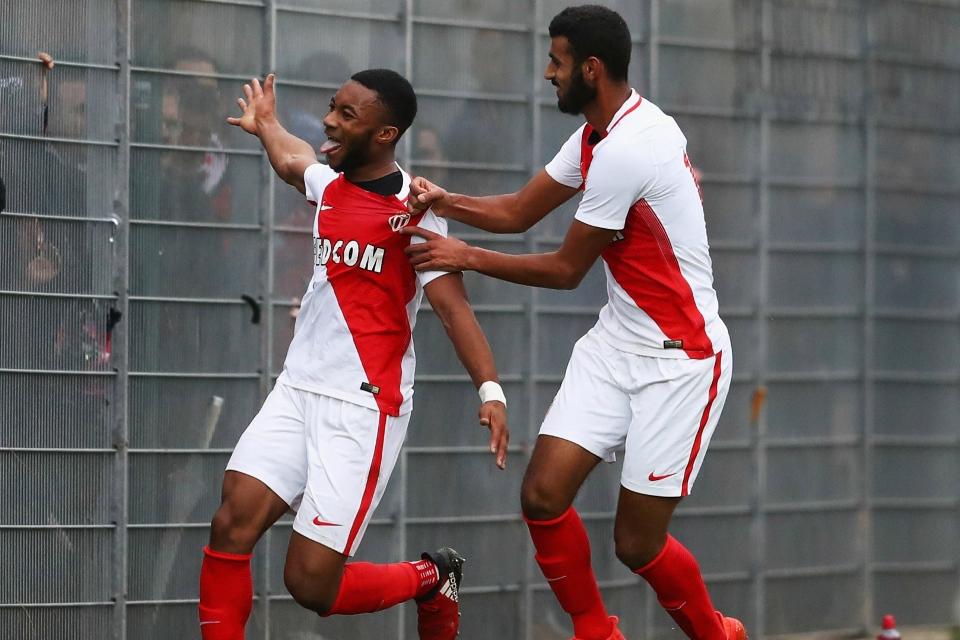 Barcelona Berencana Bawa Pulang Youngster AS Monaco