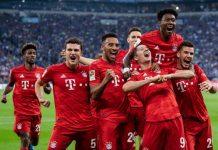 Bayern Munchen Dusseldorf