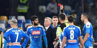 Napoli Gagal Menang, ADL Semprot Kinerja Wasit