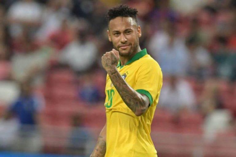 Laga Keseratus Neymar di Timnas Berakhir Anti Klimaks