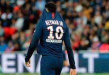 Neymar Ballon d'Or 2019