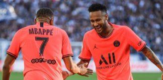 Neymar Dituding Bawa Pengaruh Buruk Buat Mbappe