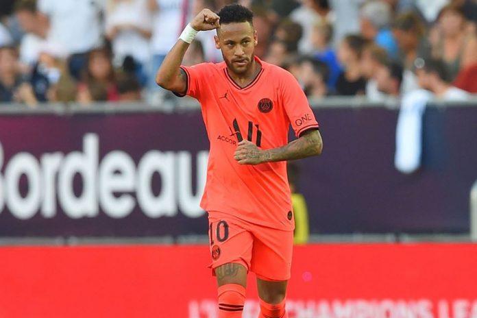 Neymar Messi Kira ke Madrid