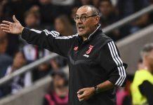 Nasib Sarri Tergantung Hasil Laga Kontra Inter Milan Akhir Pekan ini