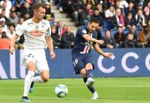 PSG Ligue 1 Hasil
