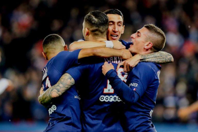 Corona Berdampak ke Ligue 1, Duel PSG Ditunda