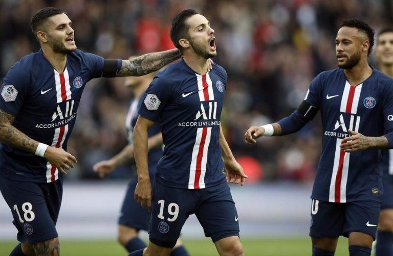 Satu Gol dan Dua Assist Pemain Ini Menangkan PSG 4-0 Atas Angers
